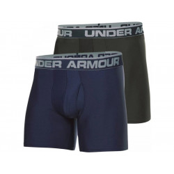 Under Armour O Series 6\'\' BoxerJock 2 PK, SIZE S