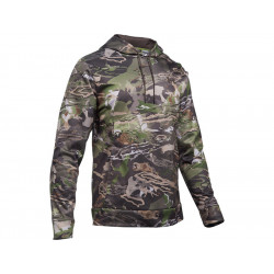 Under Armour Icon Camo Hoodie, SIZE L