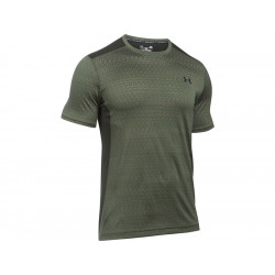Shirt Under Armour Raid Jacquard SS T, SIZE S