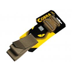 Opasek taktický COBRA FC45 COYOTE, velikost S