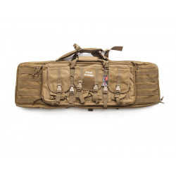 Airsoftrifle case, Desert, 105x32 cm