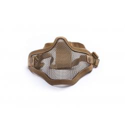 STRIKE Síťovaná ochranná maska, písková