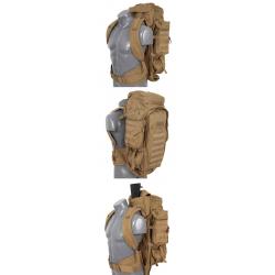 KJ.Claw 9.11 Tactical Back pack (Tan)
