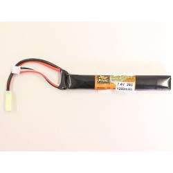 Baterie XCell 7,4V / 1200mAh 25/50C Li-Pol
