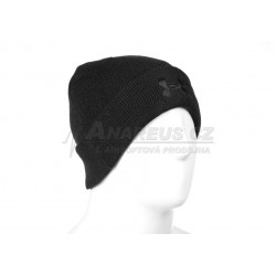 UA Tactical Stealth Beanie ColdGear Black