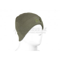 UA Tactical Stealth Beanie ColdGear OD