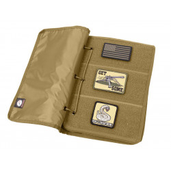 Hook & Loop Patch Book COYOTE