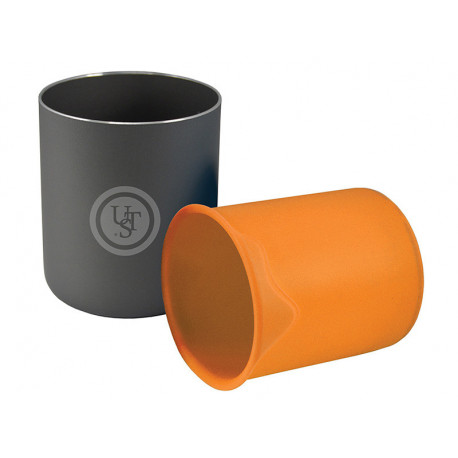Double Up Cup, Orange