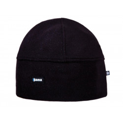 Kama fleece beanie A108 - black