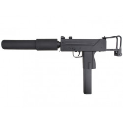 Ingram MAC-10 with silencer (JG0452)