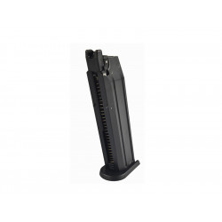 ALPHA/XAE gas magazine, 25rds