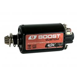 Motor BOOST 40000, krátký