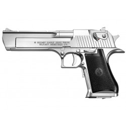 Desert Eagle .50AE, silver (for AAA batteries)