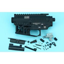 Metal body for AR-15 series (Black)