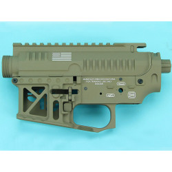 Metal body for AR-15 series (Dark Earth)