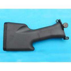 Pevná pažba pro M249/MK46, černá