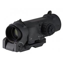 Optika SPECTER S-DR 1 a 4x, černá