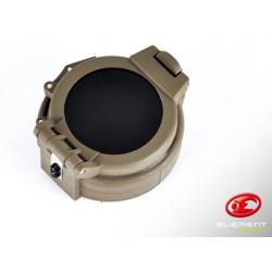 IR filter pro svítilnu s průměrem 64mm