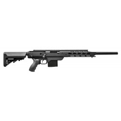 Action Army AAC21 Gas Rifle (BLACK)