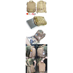 MOD Tactical NB Pack (Brown)