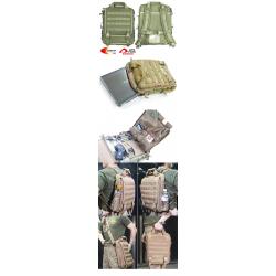 Batoh Tactical NB, olivový