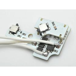Perun V2 back wired