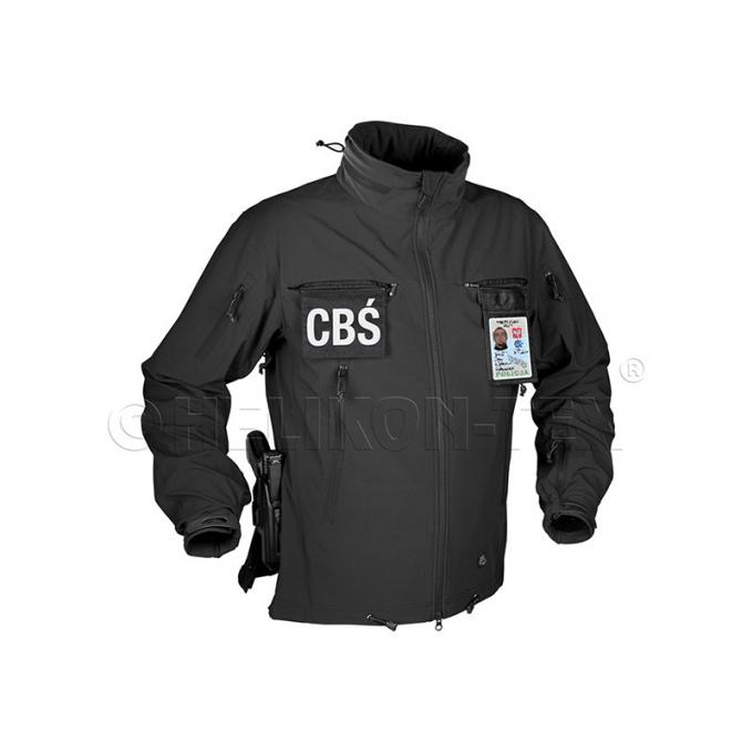 Jacket COUGAR ® membrane BLACK - S/Regular