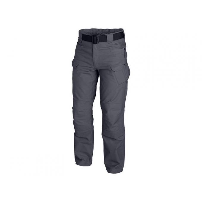 Kalhoty URBAN TACTICAL rip-stop - Šedé, S/Regular