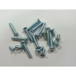 Set of screws for the V2 - crosshairs
