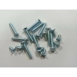 Set šroubů pro mechabox V2 – křížové