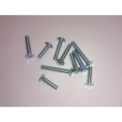 Set of screws for the V3 - crosshairs