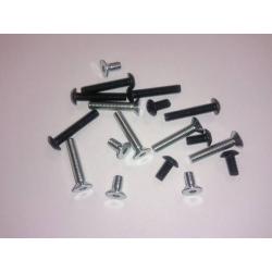 Set of screws for the V2 - imbus