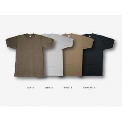 LEO KÖHLER armádní triko, pískové, velkost S