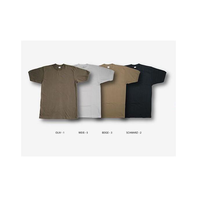 LEO KÖHLER military shirt, beige, size S