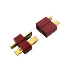 DeanT connector ULTRA , gold-plated - couple