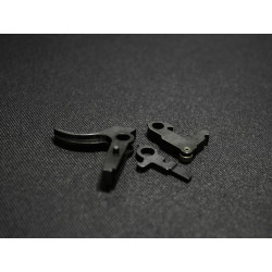 RA WE steel CNC trigger set for GBB M4