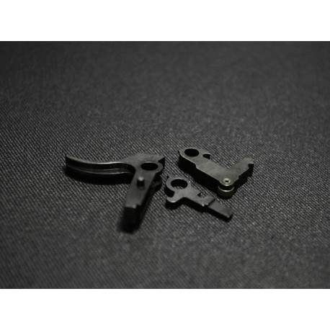 RA WE steel CNC trigger set for GBB M4