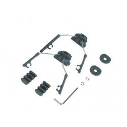 Z Tactical Helmet Rail Adapter Set for COM 1 / 2 Headset ( OD )