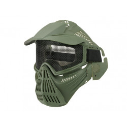 Full face Mask Ultimate Tactical Guardian V1 ( Olive )