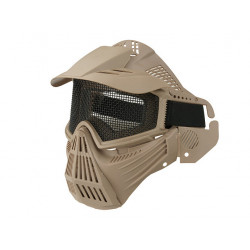Full face Mask Ultimate Tactical Guardian V1 ( TAN )
