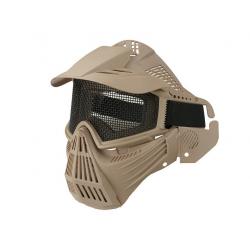 Precizní ochranná maska síťovaná Guardian V1, písková