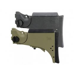 G36 pažba typu KV, černá