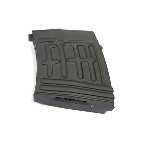 A&K 190rds Metal Magazine for A&K SVD