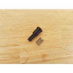 CNC doražeč závěru AR15 - A (černý)