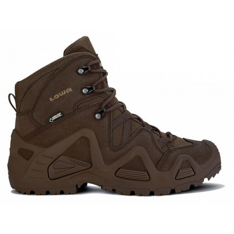 ZEPHYR GTX MID TF man Dark brown, size UK6,5