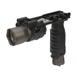 Element 910A Vertical Foregrp Weapon Light ( BK )
