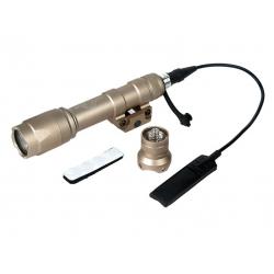 LED Svítilna M600C Scount Light, písková