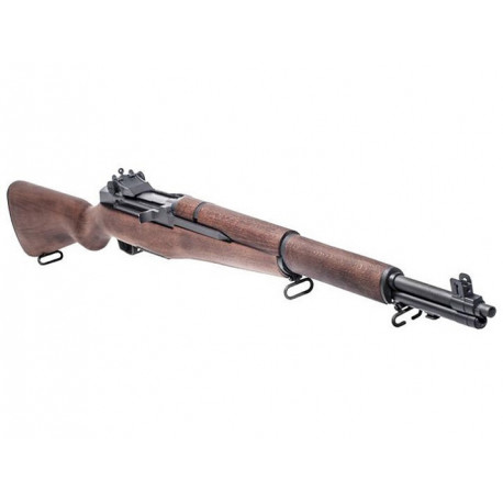 A&K Full Size M1 Garand Airsoft AEG with Real Wood