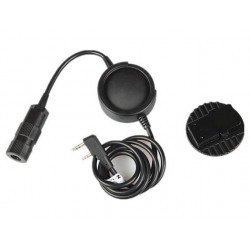 ZTCI Tactical PTT(New headset plug hole) (Ken)