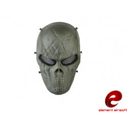 M06 Full Face Mask with Eye Protection (FG)